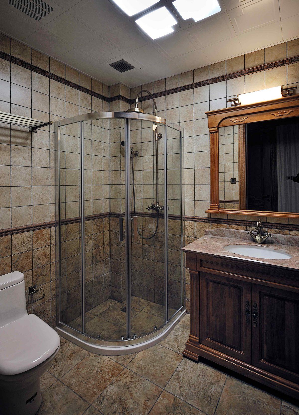福州居住118-欧式卫浴间
