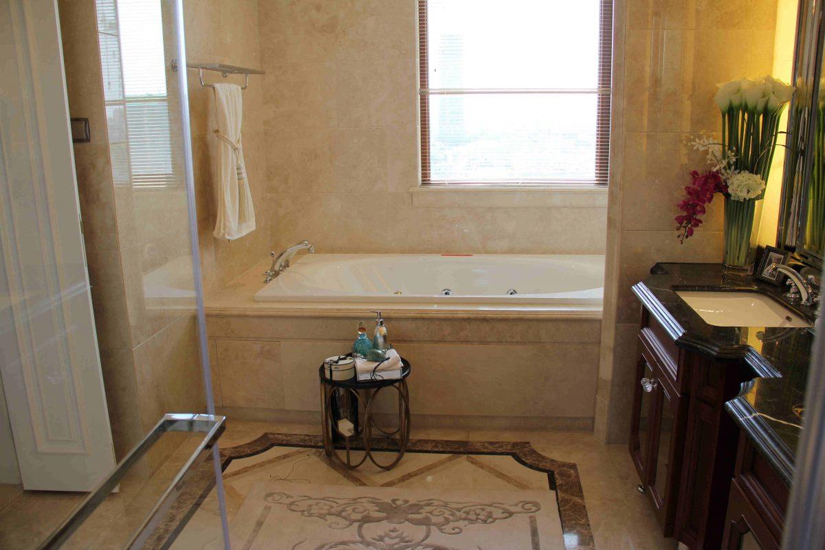 宁波 雅戈尔新海景花园卫浴间