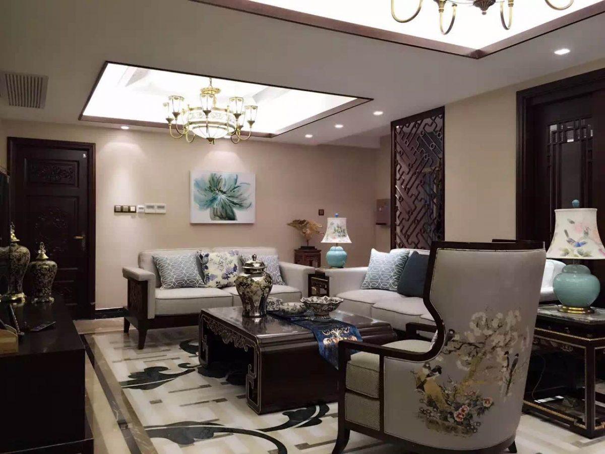 锦中式客厅