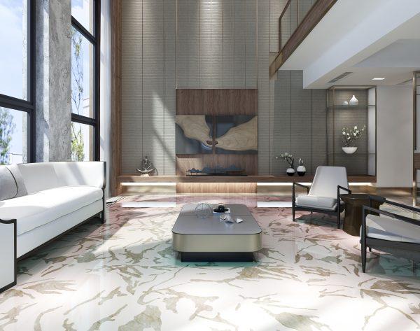 「BEN WU 墨」高级灰大师设计优雅中式客厅