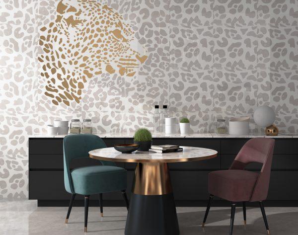 「米洛西美豹」白金高级雅奢现代餐厅