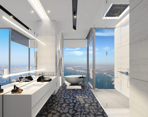「米洛西美豹」雅奢品位现代卫浴间