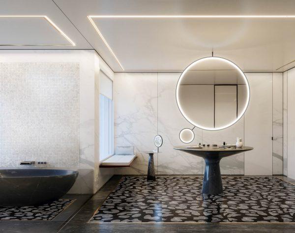 「米洛西美豹」极致美学现代卫浴间